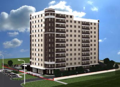 Многоквартирный жилой дом с подземной автостоянкой, расположенный по адресу: г. Калининград, ул. Аэропортная