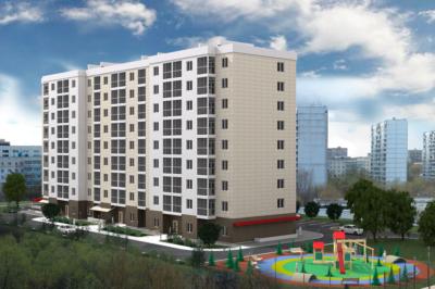 Многоквартирный многоэтажный жилой дом с нежилыми помещениями по ул. Интернациональной в г. Калининграде 2